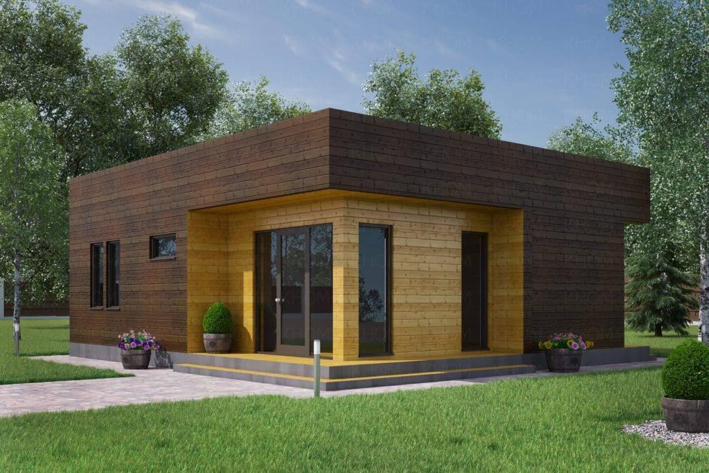Хай-тек: проекты домов