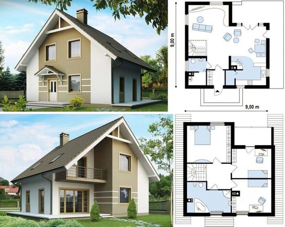 Строительство коттеджей, домов и элитных особняков