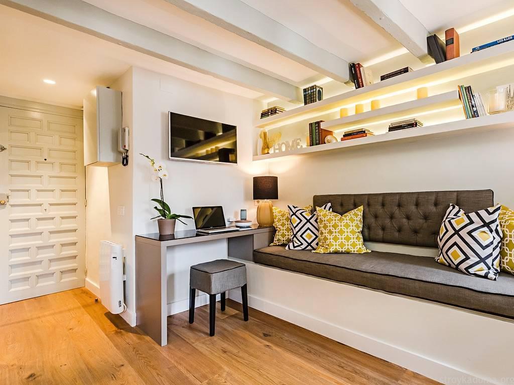 Бюджетный ремонт квартиры своими руками: фото до и после | home-ideas.ru