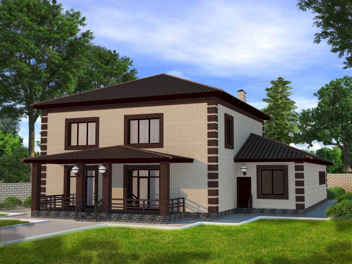 Плюсы и минусы в строительстве одноэтажного и двухэтажного дома