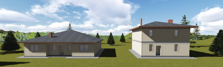 Как построить дом: одноэтажный или двухэтажный дом — плюсы и минусы