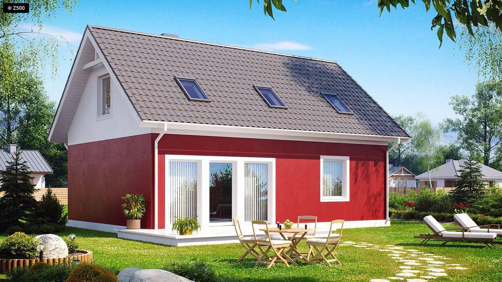 Одноэтажный или двухэтажный дом. что дешевле и лучше? ⋆ финский домик
