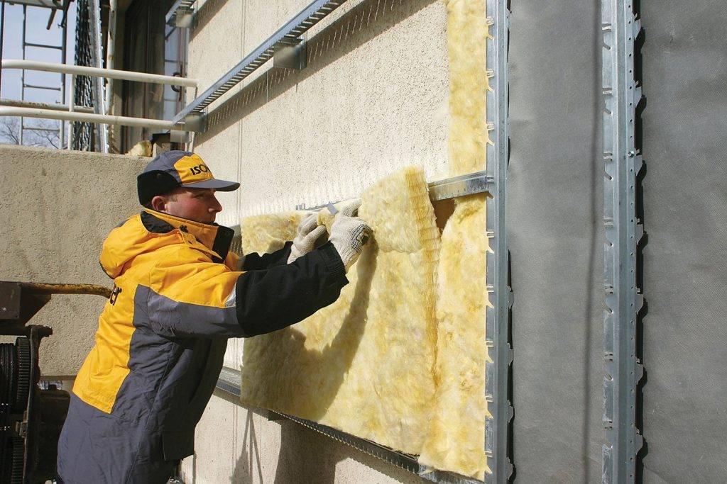 Утепление дома минватой — инструкция и полезные советы