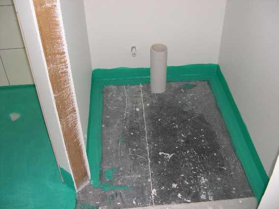 Гидроизоляция в ванной в деревянном доме - важные нюансы