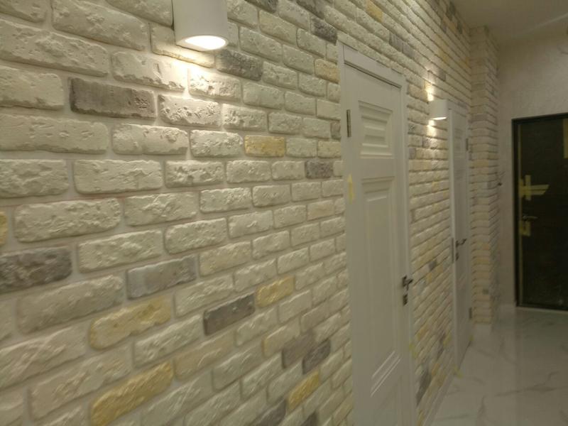 Покраска искусственного камня из гипса: как и чем покрыть декоративное изделие (фото, видео)