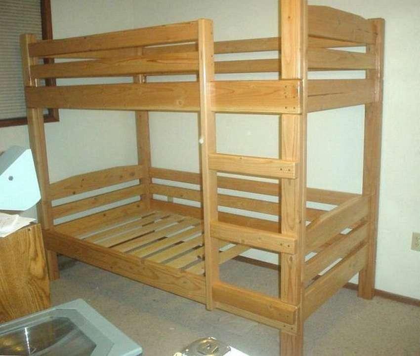 Двухъярусная детская кровать своими руками: чертежи, фото, из дерева, дсп, размеры, видео, как собрать – домик, угловая, выдвижная