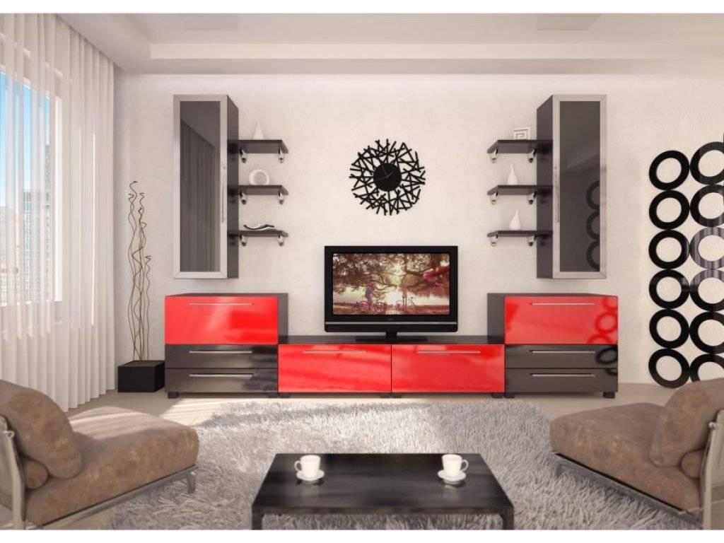 Горка в гостиную — виды моделей и правила выбора стенки для гостиной | знать про все