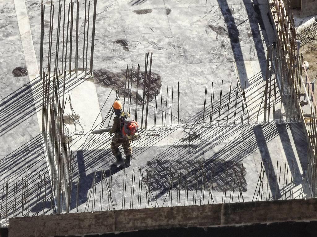 Технология строительства высотных зданий | архитектура и строительство