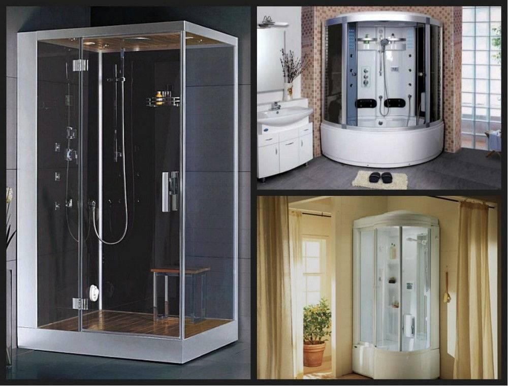 Душевые кабины: как выбрать для ванной комнаты, лучший совет профессионала, на что правильно обращать внимание, выбор качественной