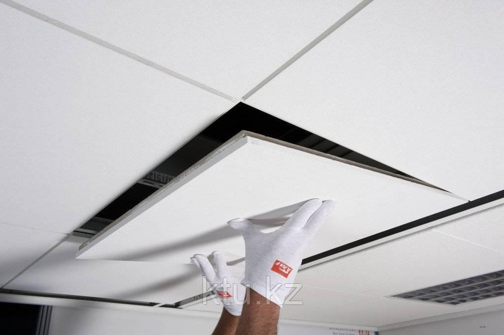 Устройство подвесных потолков: этапы работ и технология монтажа