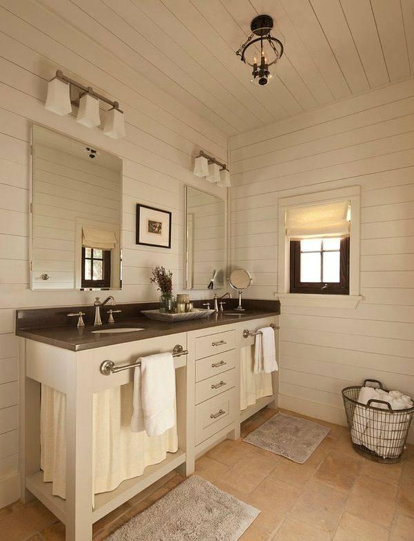 Гидроизоляция ванной комнаты в деревянном доме – от а до я