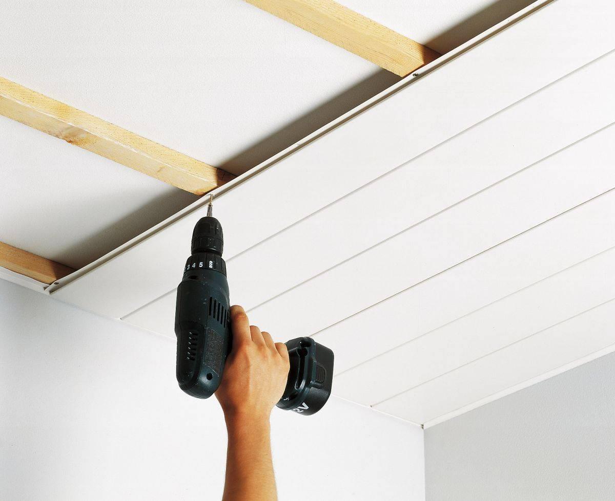 Панели мдф: инструкция как обшить потолок своими руками, варианты и размеры, видео и фото