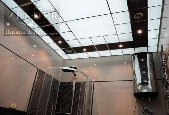 Разновидности стеклянных потолков и их особенности