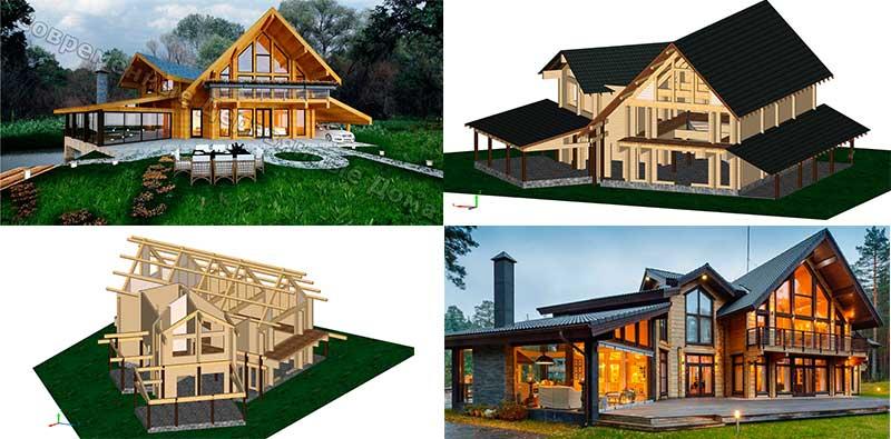 Многоэтажное деревянное строительство: что канадцу хорошо, то русскому почему нет?