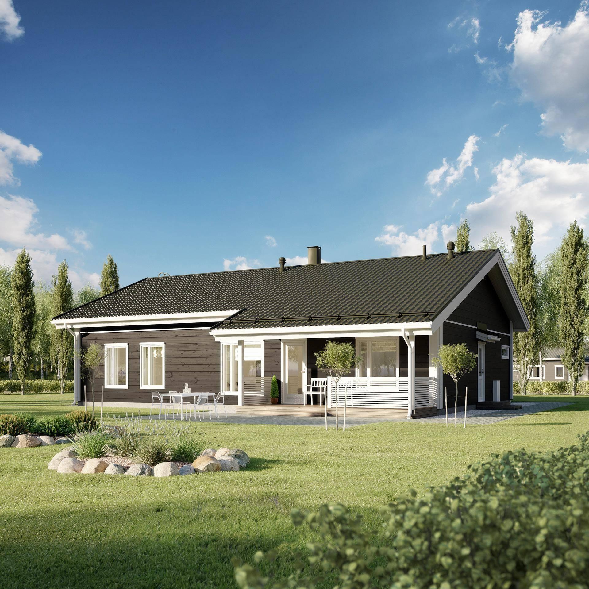 Финские дома: фото, видео, проекты финских домов, особенности технологии