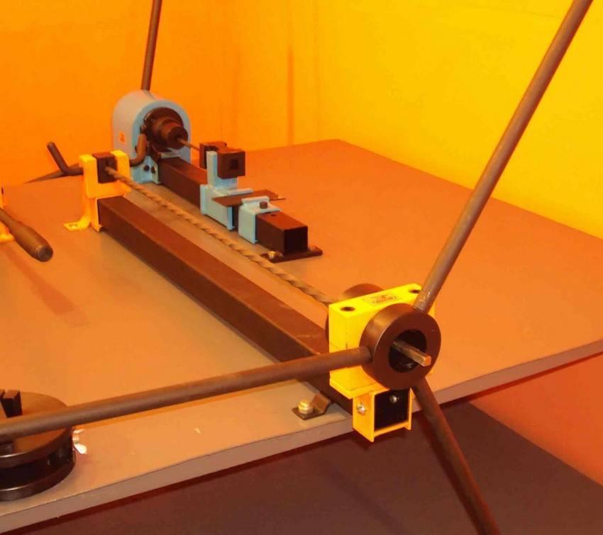 Станок для холодной ковки своими руками: применение, особенности инструмента, технология ковки. чертежи для создания своими руками (130 фото)