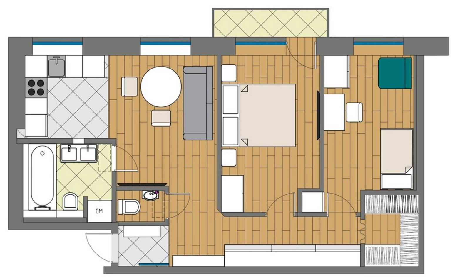 Cвободная планировка квартиры: что это, нужно ли согласовывать перегородки в новостройке, как распланировать участок и утвердить