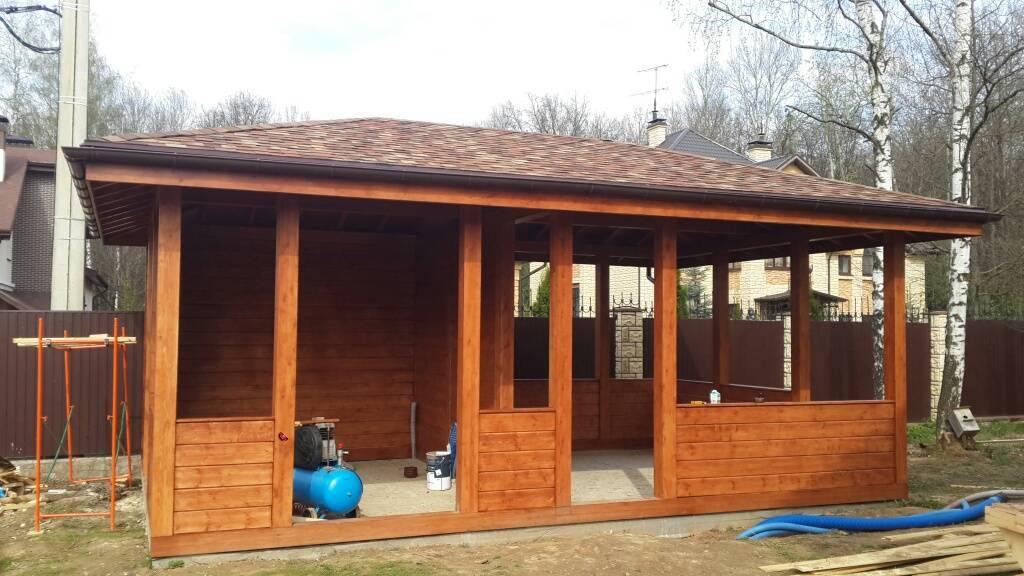 Летняя кухня на даче: 50 фото, проекты, рекомендации - огород, сад, балкон - медиаплатформа миртесен