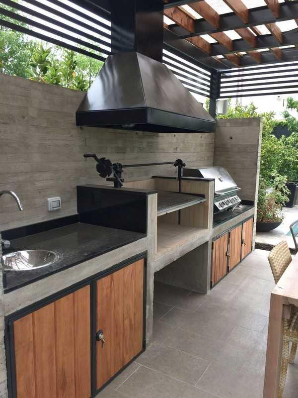 Обустройство летней кухни - 95 фото оборудования и комплектации летней кухни