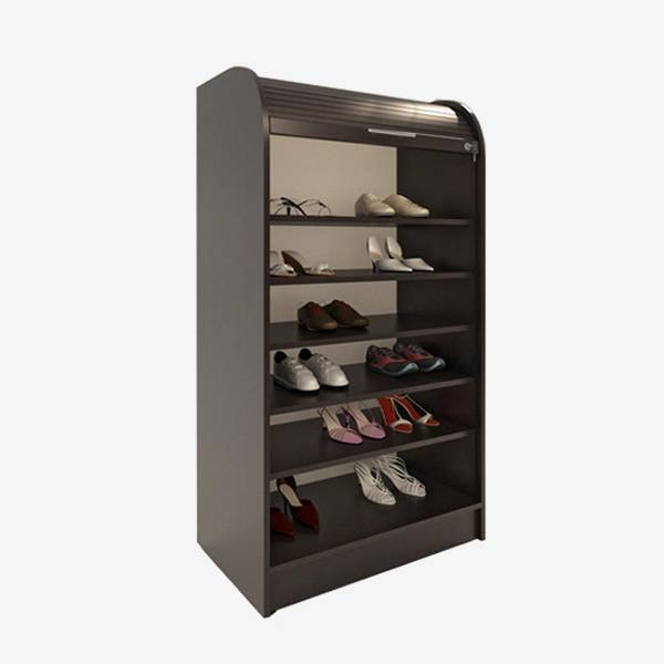 Узкие обувницы в прихожую: виды, размеры и выбор