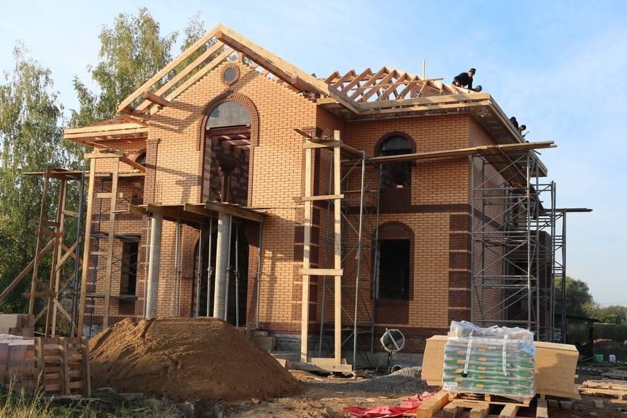 """Построить дом """"под ключ"""""""