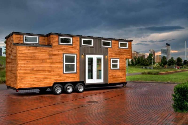 Модульные дома для круглогодичного проживания: быстрое решение острого вопроса