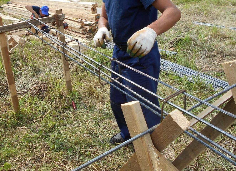 Изготовление столбчатого фундамента – как правильно