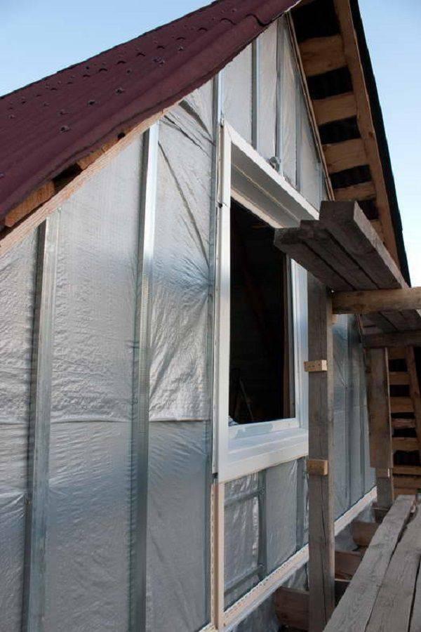 Чем обшить фронтон дома дешево и красиво своими руками — фото и видео