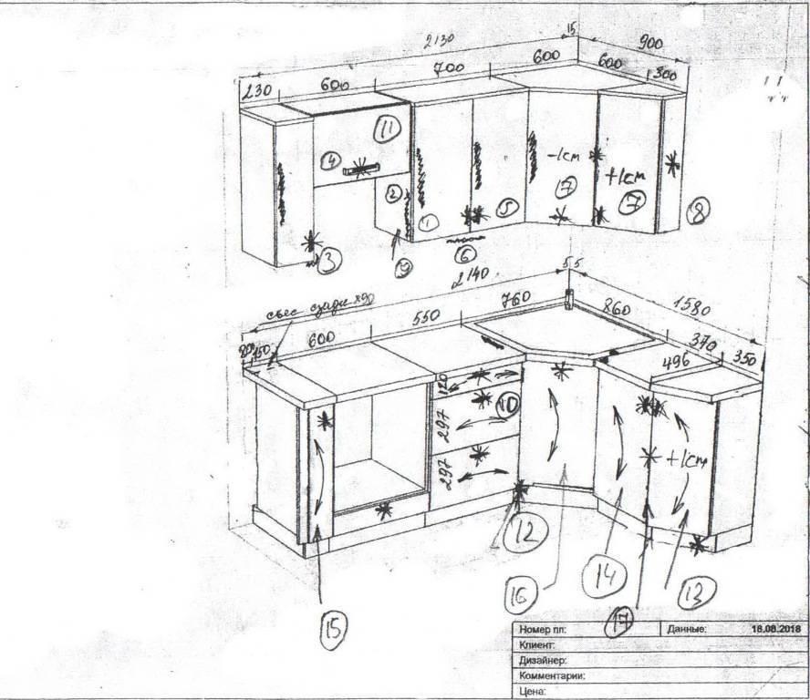 Как собрать кухонный гарнитур своими руками: пошаговая инструкция, установка, с выдвижными ящиками, как крепить ножки