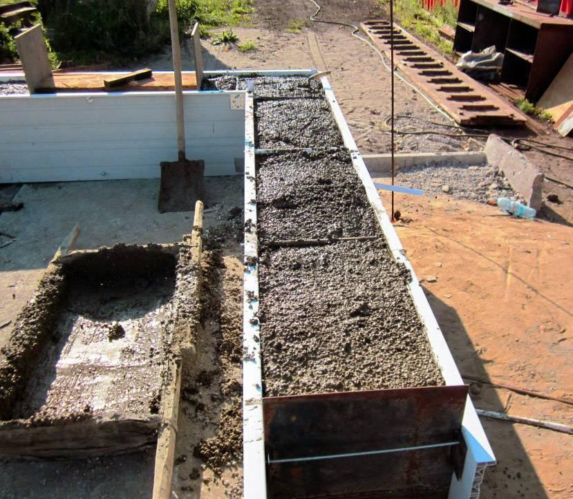Фундамент из керамзитобетона – прочная опора любого сооружения