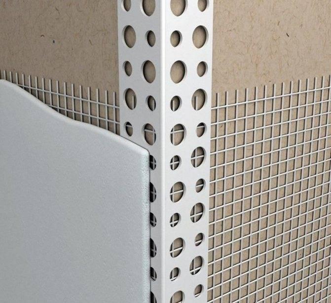 Как подобрать пластиковый уголок для откосов?