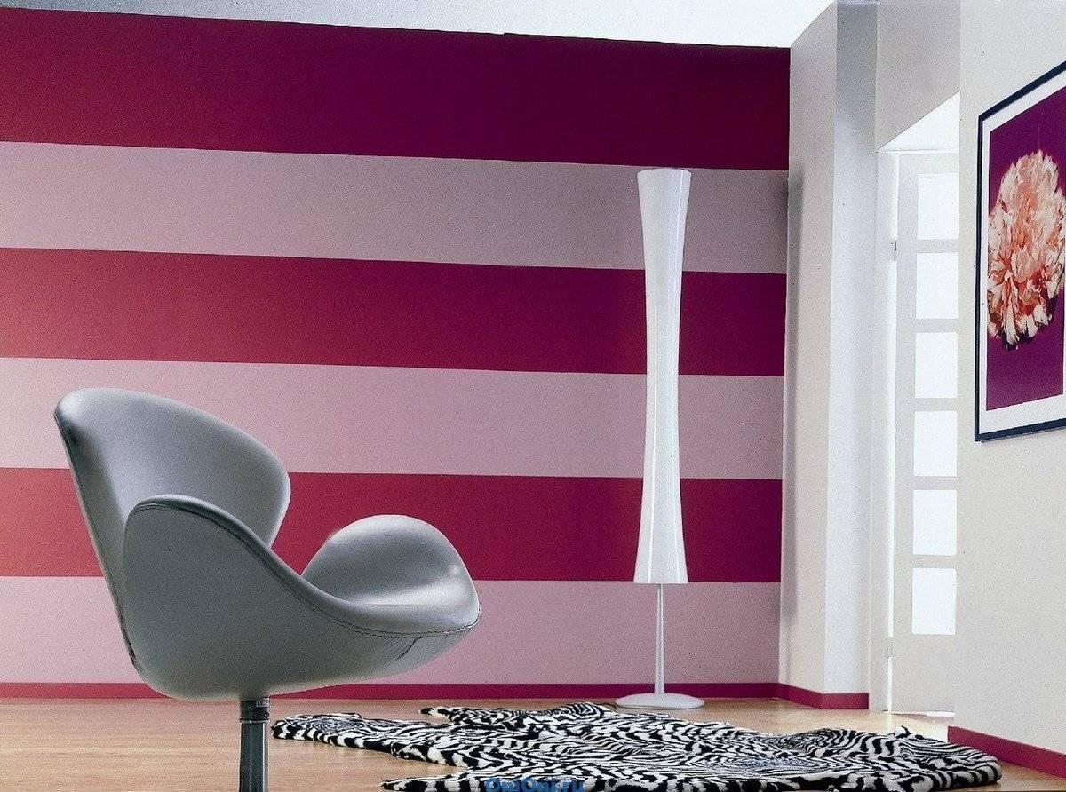 Как покрасить стены - советы по выбору типа краски и подбор покрытия под дизайн интерьера (95 фото)