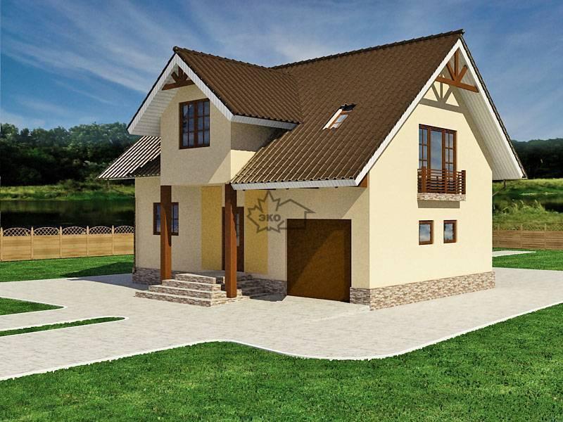 Делаем проект дома из сэндвич-панелей самостоятельно. особенности проектирования домов из sip-панелей | знай и умей