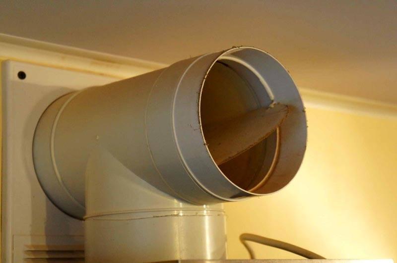 Как выбрать и установить обратный клапан для вентиляции