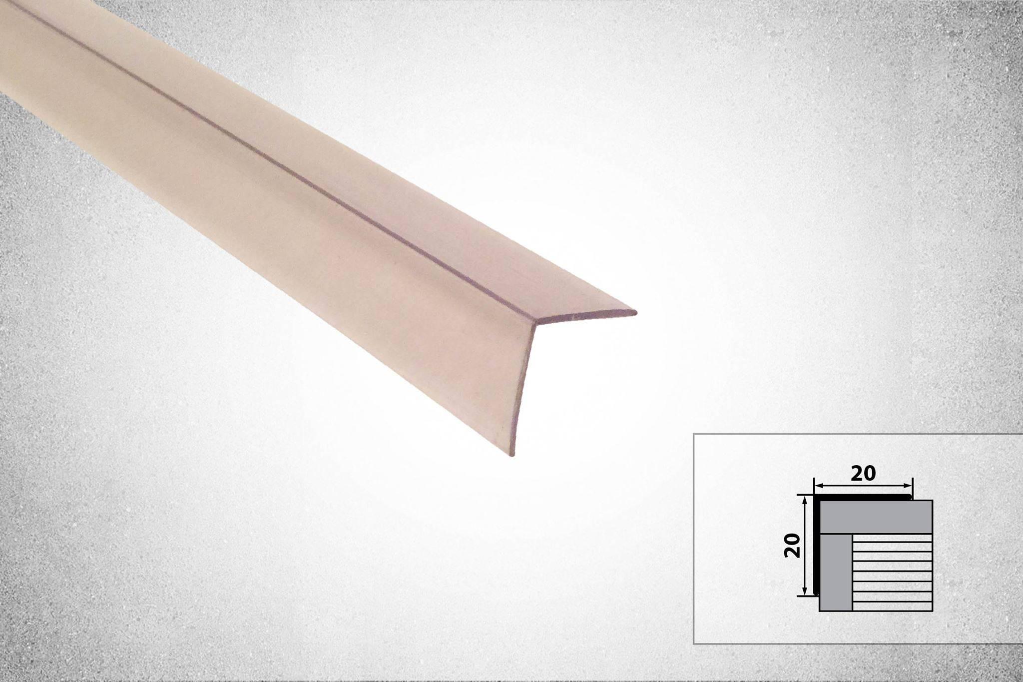 Уголки пластиковые для защиты углов стен: инструкция по установке