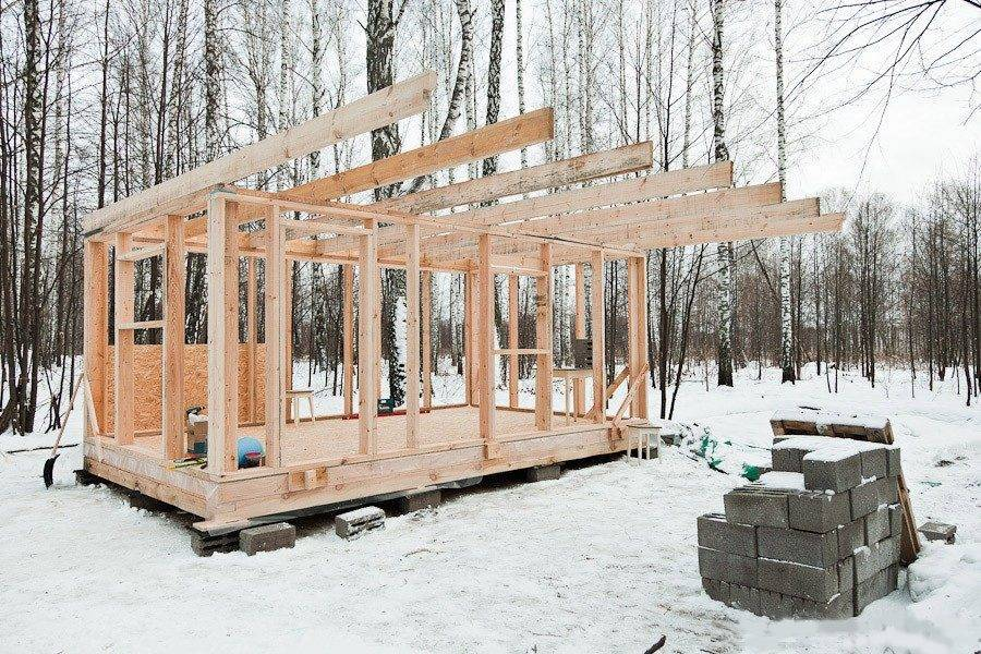 5 способов построить каркасный дом дёшево