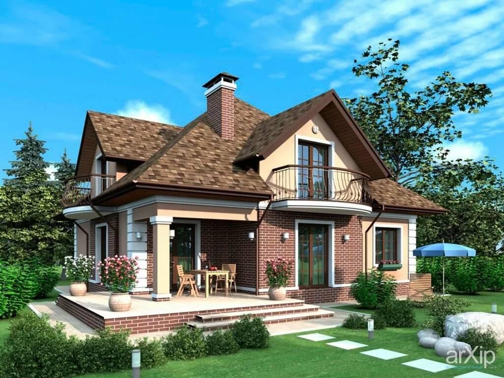 Дизайн коттеджа: интерьер дома внутри +75 фото примеров