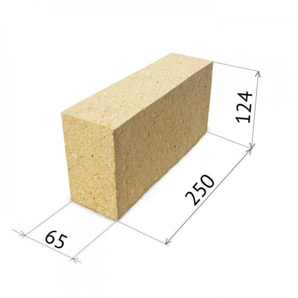 Размеры полуторного кирпича, двойного, одинарного :: syl.ru