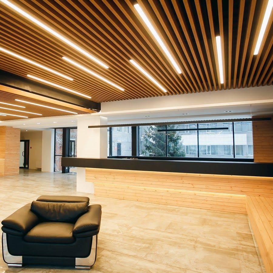 Кубообразный потолок «комби» – подвесные потолочные системы от ооо «фирма бард»