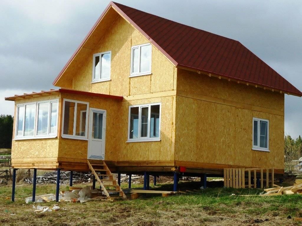 Что лучше дом из сип панелей или каркасный дом?