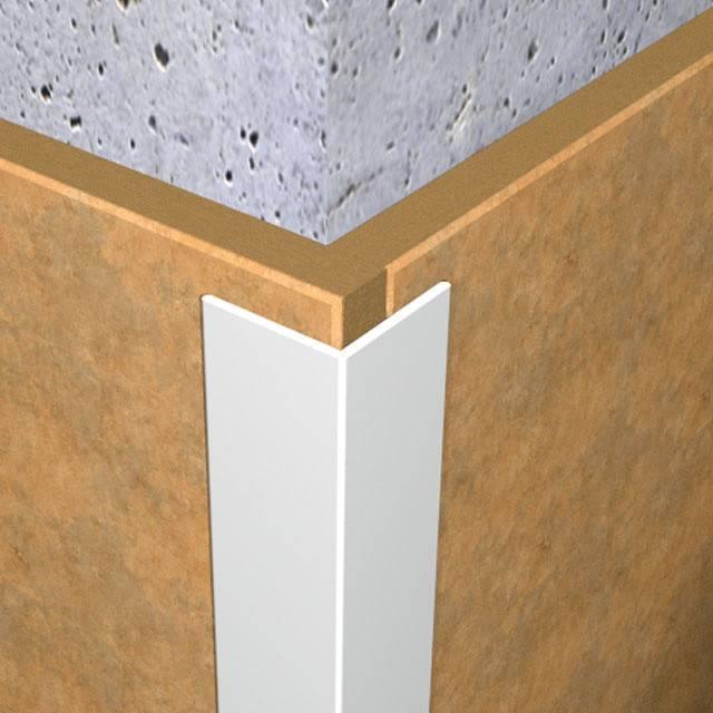 Пластиковый уголок — выбор и монтаж материала для внешних стен и откосов
