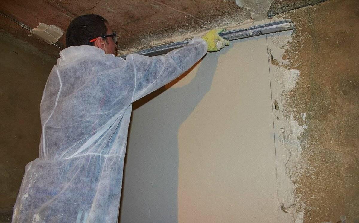 Какой потолок лучше: натяжной или штукатурка (10 фото)