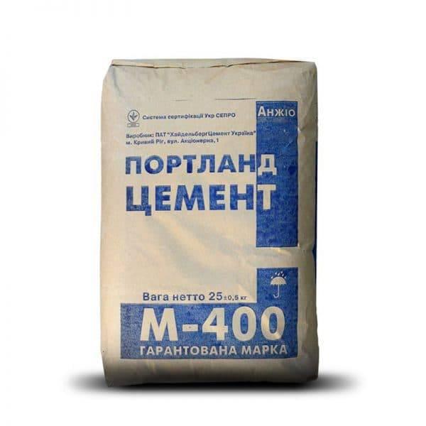 Количество цемента на 1 куб бетона — расчет в килограммах и мешках