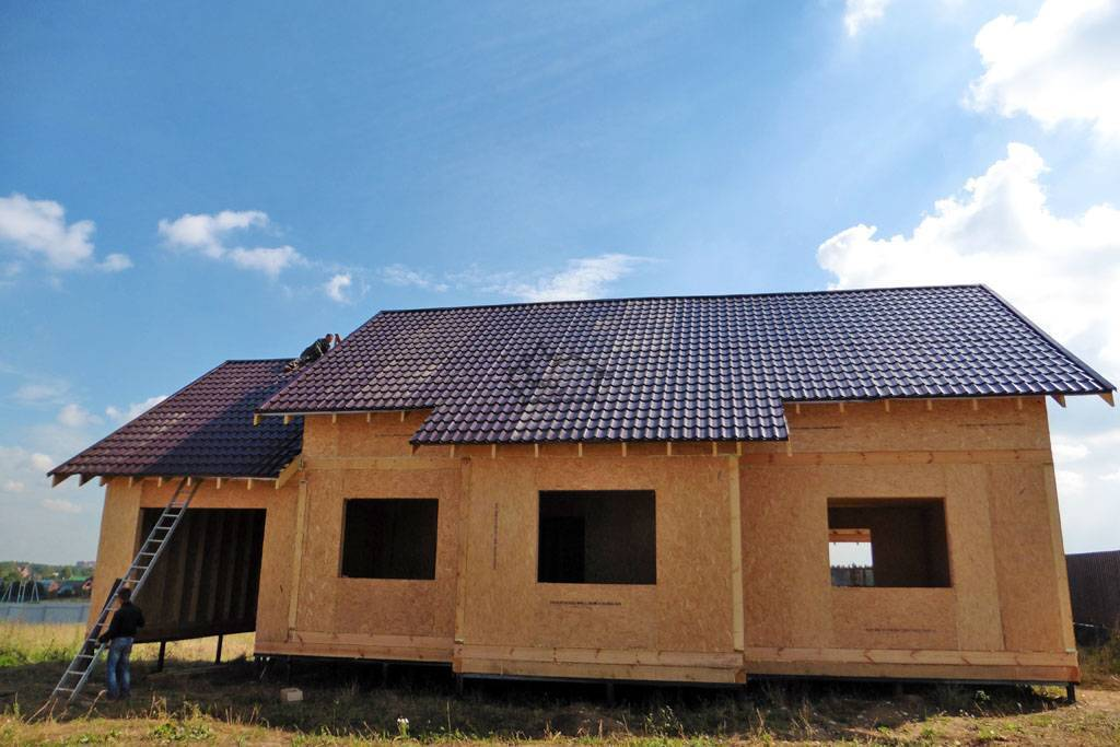 Строительство домов из сип панелей: советы для новичков и профессионалов