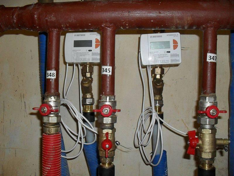 Счетчики на отопление в квартиру: обзор и цены
