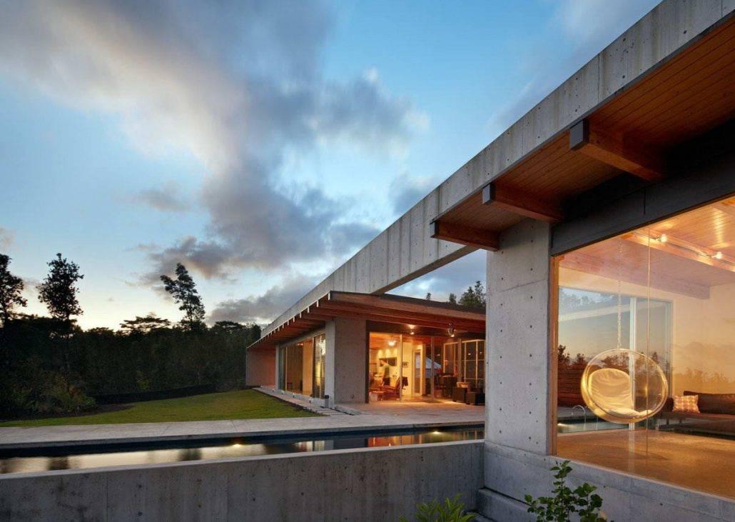 Каркасный дом из стекла. стеклянные дома с деревянным каркасом. враг не пройдет