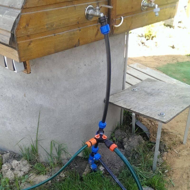 Водоснабжение в загородном доме своими руками