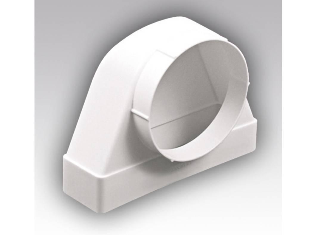 Пластиковые воздуховоды для вентиляции и вытяжки на кухне: плоские, круглые и гофрованные, размеры и нормы