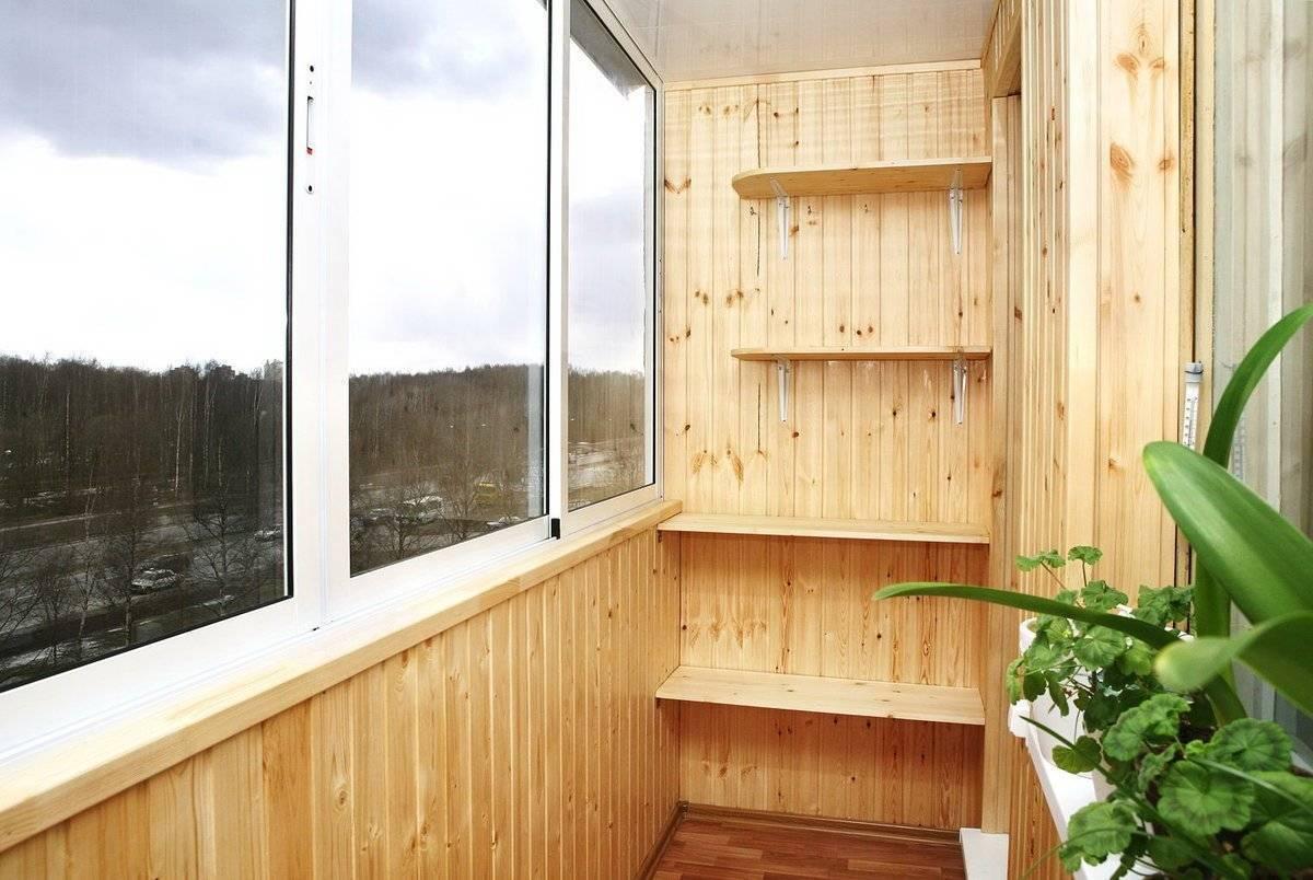 Как обшить балкон вагонкой своими руками: чем отделывают внутри и как правильно рассчитать, выбрать панели и самому крепить материал?
