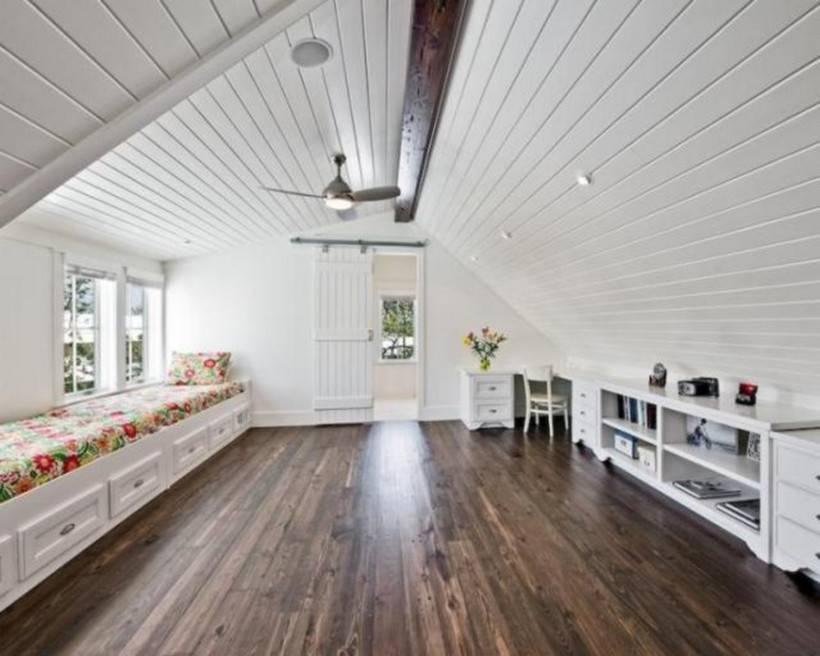 Чем покрасить вагонку внутри дома на даче — красиво и качественно